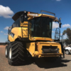 Under Auction - New Holland CR970 Harvester 2005 Model - 2% Buyers Premium On All Lots