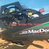 MacDon FD70 45Ft Flex Draper Front