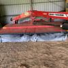 Massey Ferguson 1383 mower conditioner