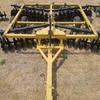 """Under Auction - Taylor-Way 36 Plate Tandem Disc with Rear Rolling Basket (NEW) (4.074m Cut) -  Built in the USA, 24"""" Disc - 2% Buyers Premium on all Lots"""