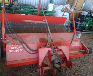 Fransgard Hay Inverter SV-250SE.