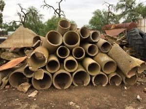 Old Conrete Pipes