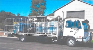 Specialised Freight Transport