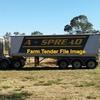 B Trailer Tri Axle Tipper Urgent 34 ft Max