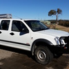 FOR SALE - HOLDEN RODEO DUAL CAB 2006 MDL, 4x4, Rego till 4th March 2017