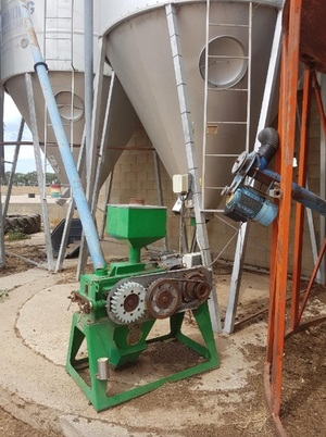 Feedteck Roller Mill