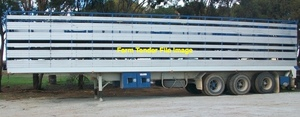 45ft tri Axle Stock Crate Wanted