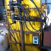 Morton Baker MK3 , 4 Cylinder Style Hydraulic WoolPress, in Great Condition, We have two in stock !!!! Job # 21637