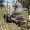 Diesel Fuel Trailer 12 volt pump