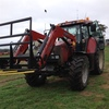 Case CVX 1170 with Case Loader (near new)