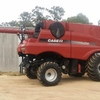 2009 CASE IH 9120 Header with 2010 40ft Macdon Front ##PRICE REDUCTION##