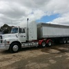 Ford lts 9000 and 2006 hamlex chassie tipper