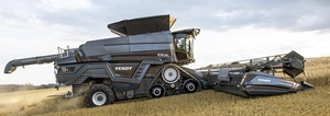 Check out the new Fendt Ideal - Built from scratch