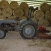 MASSEY FERGUSON TEA 20 TRACTOR, Complete with 3PL Slasher
