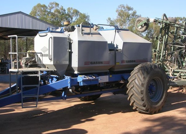 Gason 1880 Air Tank Machinery Amp Equipment Tillage And