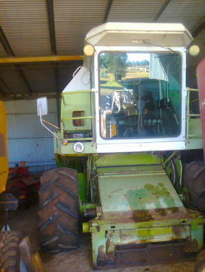 Claas Dominator 86, 3600 HRS, Ex Condition