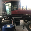 1994 MacDon 9000 Tractor with 25ft Front