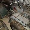 350 Yamaha Big Bear 4x4 Motorbike
