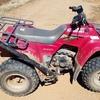 KAWASAKI WORKHORSE  KLF 250 ATV FOR SALE