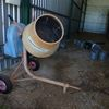 CEMENT MIXER Electric In good condition