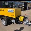 New Compair 180 CFM portable Diesel powered compressor
