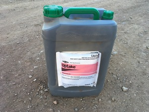 Under Auction - Uptake Spraying Oil, 20L Unopened - 2% Buyers Premium on all Lots