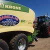Hay Contractor Available with Krone 8 string. 1290 HDP 2 Baler