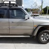 MCC 4x4 side steps and rails suit nissan patrol GU 05-on