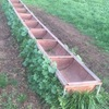 6mt Home Made fed Troughs For Sale