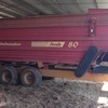 Schuitemaker Feedo 80 Mixer Silage / Feed out Wagon For Sale