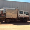 Canter Dual Cab Service Truck