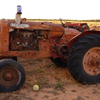 Nuffield M4 Vintage Tractor