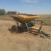 Mobilco one tonne spreader PTO driven