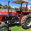 Massey Ferguson 240 Tractor.