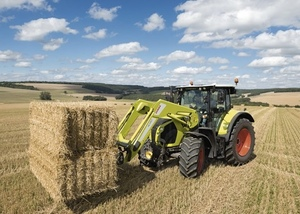 New Tractor sales strong despite dry