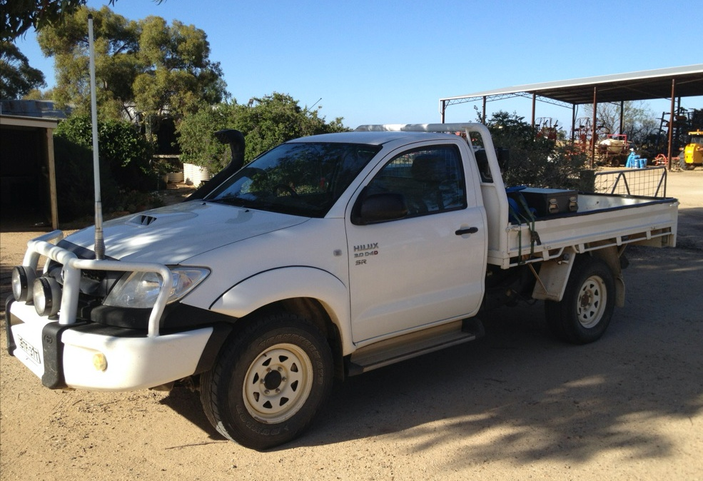 2011 4x4 Hilux Ute Tray Back For Sale Vehicles Amp Motorbikes