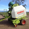 Claas Variant 260 Rota Cut 5ft Baler, Owned from new
