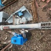 Auger and Motor for Feedout Cart Bin