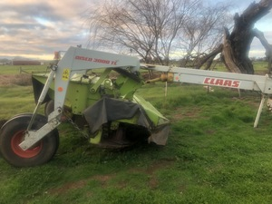 Claas Disco 3000TC Mower Conditioner Would Suit Parts