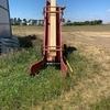 New Holland 471 bale loader