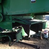 JOHN DEERE CTS2 header harvester