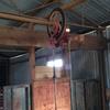 Sunbeam overhead gear with Lister 4hp motor