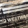 Westward 436 canola pickup front