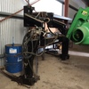 Honeybee adapter to suit Miller Nitro boom spray