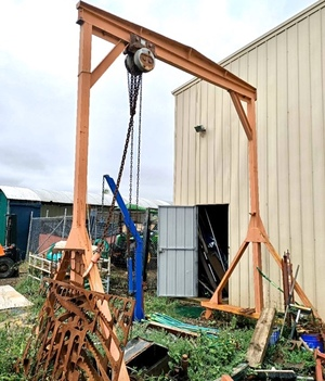 Portable Gantry Crane 500kg