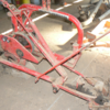 MASSEY  FERGUSON  REAR  MOUNTED  MOWER  (FINGER  )