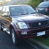 2003 Holden Rodeo 2WD Ute