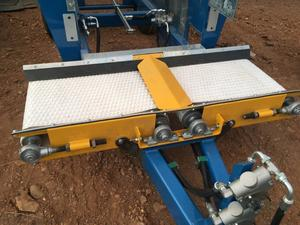 Under Auction  - Conveyor - 1500mm long Dual Conveyor 500mm wide. - 2% Buyers Premium on all lots