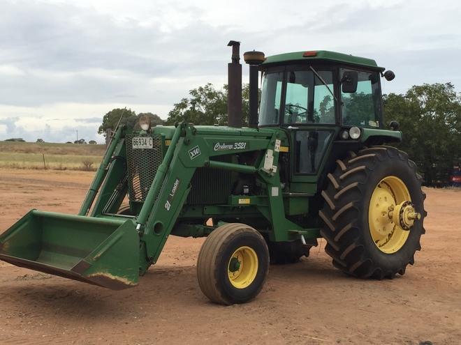 John Deere 4440 Rim : John deere machinery equipment tractors for sale