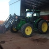 7230R John Deere Tractor and Loader